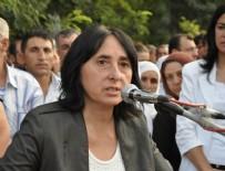 AYDOĞAN - HDP'li Nursel Aydoğan'a 4 yıl 8 ay hapis!