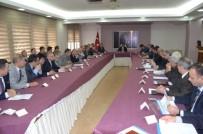 Iğdır'da İl Koordinasyon Kurulu Toplantısı