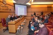 MEHMET CEYLAN - İl Koordinasyon Kurulu 2017 Yılının İl Toplantısı
