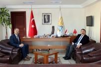 İl Tarım Müdürü'nden Başkan Karakullukçu'ya Ziyaret