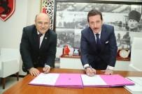 İlkadım Belediyesi İle Bem-Bir-Sen Arasında 'SDS' İmzalandı