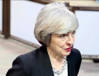 YENI ZELANDA - İngiltere Başbakanı May'den Türkiye ve Rusya'ya çağrı