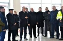 Isparta Ekonomi Kampüsü İnşaatı Sürüyor