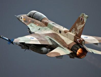İsrail uçakları Suriye'de yine vurdu