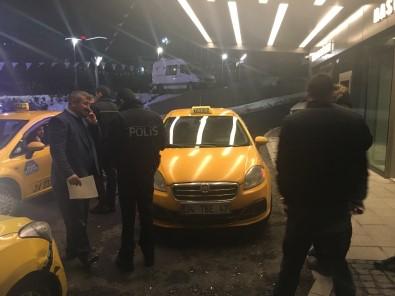 İstanbul'da taksiciye silahlı saldırı