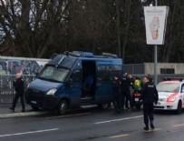 AVRUPALı - İsviçre'deki terör protestosunda PKK provokasyonu