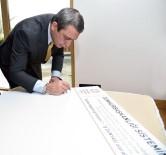 EKONOMİK BÜYÜME - İTO'nun Cumhurbaşkanlığı Sistemine 'Evet' Çağrısına İş Örgütlerinden Ortak İmza