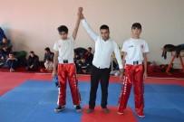 BOKS - Kick Boks Okul Sporları İl Şampiyonası Yapıldı
