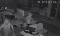 KOMANDO - Komandoları Andıran Hırsızlar Kamerada
