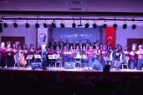 Konyaaltı Belediyesi TSM Korosu'na Büyük İlgi