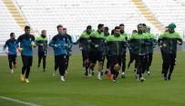 Konyaspor, Galatasaray Maçının Hazırlıklarını Tamamladı