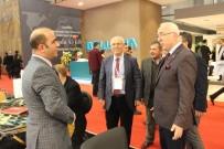 MOBİLYA - KTO Başkanı Hiçyılmaz, İSMOB'da Stant Açan Üye Firmaları Ziyaret Etti