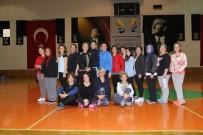 KUŞADASI BELEDİYESİ - Kuşadası Belediyespor Kadınlar İçin Spor Kursları Düzenliyor