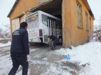 SONER KIRLI - Malazgirt'te Sokak Köpekleri Kısırlaştırılıyor