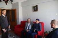 Manisa Büyükşehir'den Esendağ'a 'Geçmiş Olsun' Ziyareti