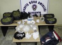 Manisa'da 100 Bin TL'lik Uyuşturucu Ele Geçirildi