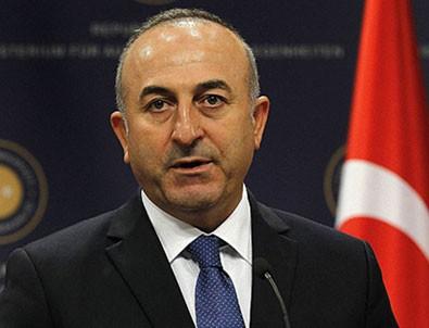 Bakan Çavuşoğlu'ndan kritik Kıbrıs açıklaması