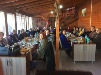 MHP'li Kadınlar Kahvaltıda Bir Araya Geldi