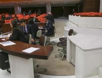 GENEL KURUL - Milletvekili düşmesin diye önlem alındı