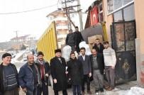 CEMİL MERİÇ - Mutki Müftülüğünden Halep'e Yardım