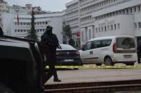 ÇEVİK KUVVET - Olası Terör Saldırısına Karşı Trabzon'da Polisten Tatbikat