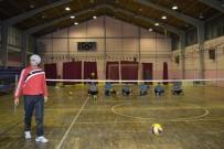 HASSASIYET - Oturarak Voleybol Ligi'nin İkinci Etabı Alaplı'da Yapılacak