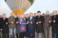 İL SAĞLIK MÜDÜRÜ - Pamukkale'de Balon Uçuşları Tekrar Başladı