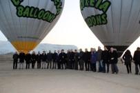İL SAĞLIK MÜDÜRÜ - Pamukkale'de Balonlar Yeniden Havalandı