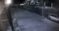 Pompalı Tüfekle İş Yeri Soygunu Kamerada