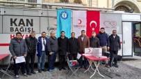 SAĞLıK SEN - Sağlık-Sen İzmir 2 No'lu Şubeden Kan Bağışı