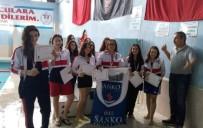 SANKO Okulları Genç Yüzücülerinin Başarısı