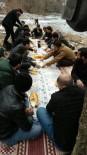 DERECIK - Şemdinli'de Kış Ortası Piknik Keyfi
