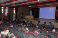 Silopi'de Öğrencilere Bilinçli Elektrik Tüketimi Anlatıldı