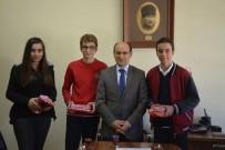 TAHSIN KURTBEYOĞLU - Söke'nin TEOG Şampiyonları Ödüllendirildi