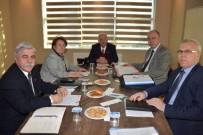 NILGÜN MARMARA - TESKİ Yönetim Kurulu Toplantısı Şarköy'de Gerçekleşti