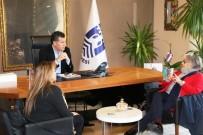 NEBIOĞLU - TÜRSAB Bodrum'dan Başkan Kocadon'a Ziyaret