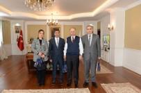 ERZURUM VALISI - Yarışmada Kazandığı Para Ödülünü Şehit Ailesine Bağışladı