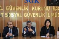 KAYIT DIŞI İSTİHDAM - Yozgat'ta 'Çalışma Hayatında Milli Seferberlik' Anlatıldı