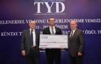 NABI AVCı - Yrd. Doç. Dr. Hasan Gül'ün Projesi Ödüllendirildi
