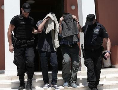 Yunanistan'a kaçan 4 darbeci daha hakim karşısında
