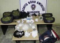 Zehir Taciri Çifte Uyuşturucu Operasyonu