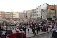 Zeytinburnu'nda 7 Katlı Bina Çöktü Açıklaması 1 Ölü