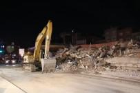 Zeytinburnu'nda Arama Çalışması Sona Erdi