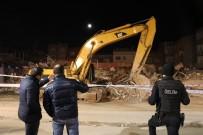 Zeytinburnu'nda Arama Kurtarma Çalışması Sona Erdi