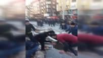 Zeytinburnu'nda İlk Kurtarma Çalışmaları Böyle Kurtarıldı