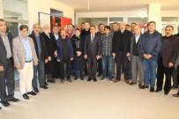 AHMET AYDIN - AK Parti Kahta Teşkilatı Başkanvekili Ahmet Aydın'a Sahip Çıktı