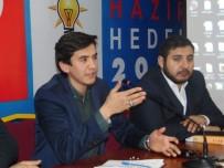 AK Parti Tepebaşı Gençlik Kolları Referanduma Hazır