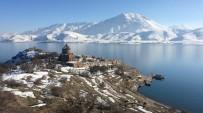 AKDAMAR ADASı - Akdamar Adası Kışında Bir Güzel