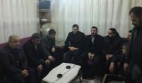 KOMANDO - Aydın MHP Gazi Sami Güler'i Ziyaret Etti