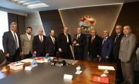 ELEKTRİKLİ OTOMOBİL - Bakan Özlü Açıklaması 'Elektrikli Otomobil Üretimine Geçeceğiz'